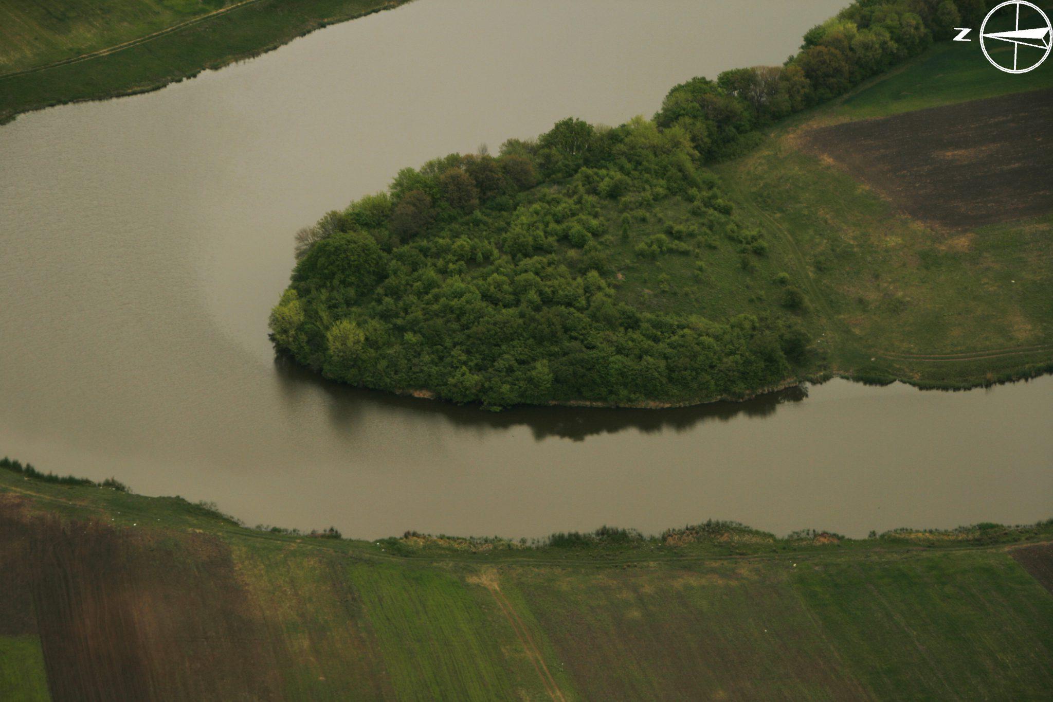 peisaj   luncă   Giurgiu - Peisaje Arheologice