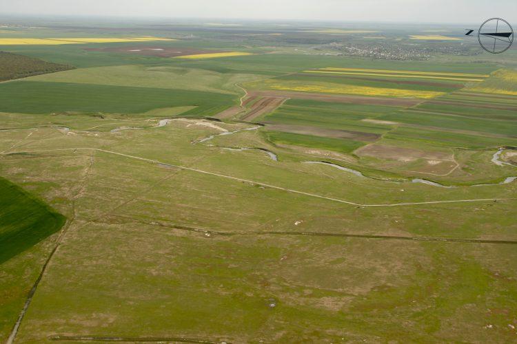 peisaj   câmp   Teleorman - Peisaje Arheologice